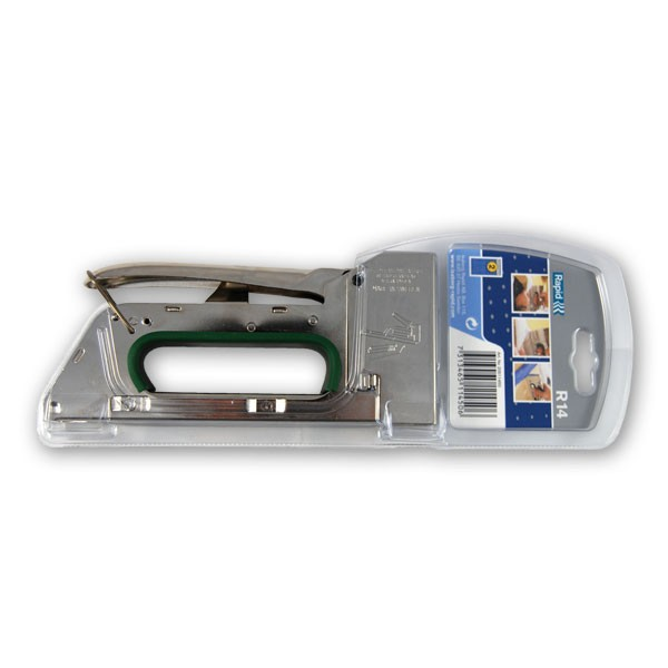 Staple Gun Rapid R14E HD 6-8